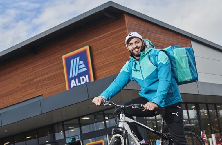 Aldi continues to grow Deliveroo options as it heads towards Christmas