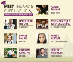 Showcasing Holland's top culinary minds in Amsterdam