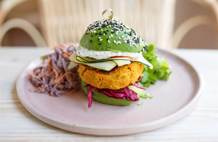 Fresh produce, not meat, becoming highlight and staple on British restaurant menus