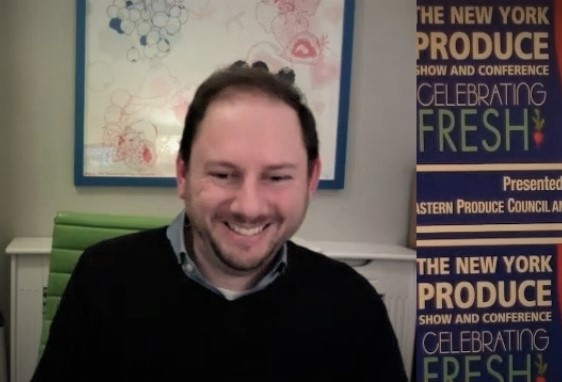 Prep World's Olins talks impact of COVID-19, Brexit on fresh-cut produce business in UK