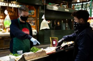 Borough Market launches new ordering, delivery service that includes produce