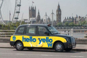 Chiquita banana branding to adorn London's taxis and buses