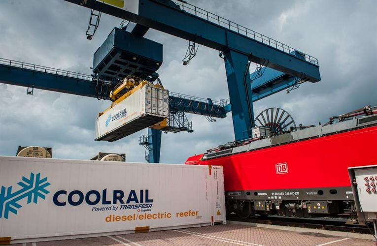 CoolRail's produce routes expand to include London to Valencia connection