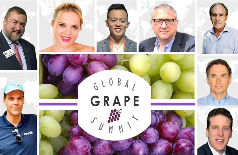 Global Grape Summit announces stellar lineup of panelists, insightful sessions
