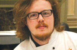 RAF student chef discusses how to get big break in catering