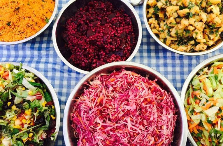 Freshly prepared food infiltrates street markets to deliver what people want