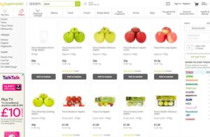 Finding better ways to market and sell fresh produce online