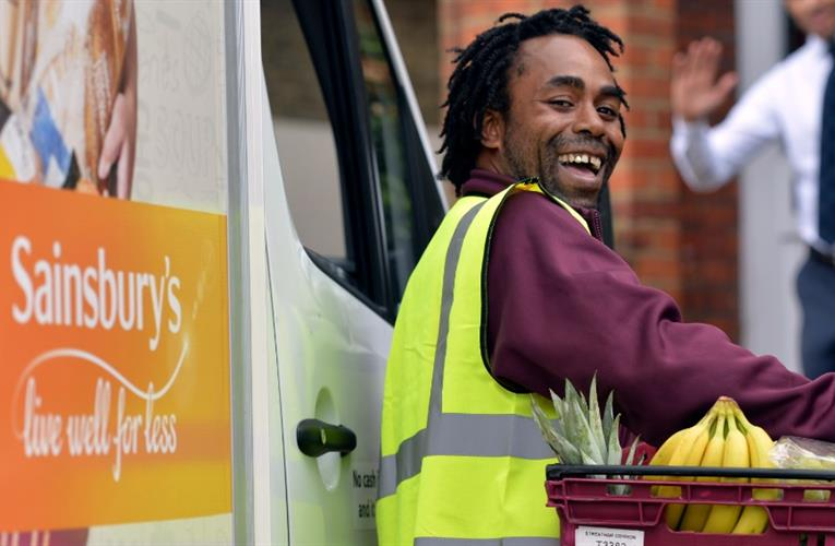 Sainsbury's plans to double capacity, extend delivery times for online orders