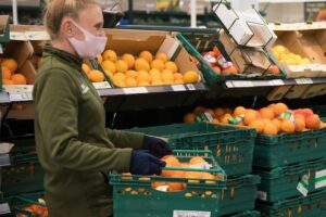 Tesco CEO discusses current supermarket environment, support for others
