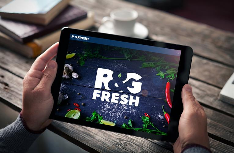 New branding spices up image for herb and ingredient supplier R&G FRESH