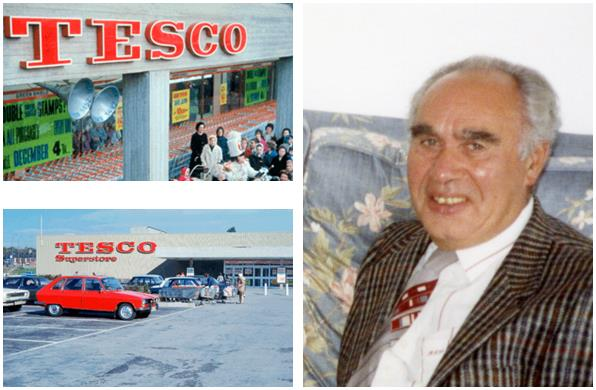 OBITUARY: Ron Parker, retail and produce trailblazer, dies aged 87