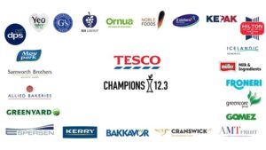 Tesco partners with suppliers to tackle food waste