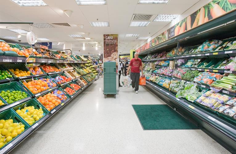 How has COVID-19 affected the fresh produce sector in the UK?