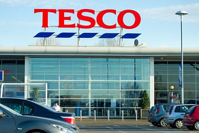 Report: Watchdog group claims Tesco stopped rivals from opening nearby stores