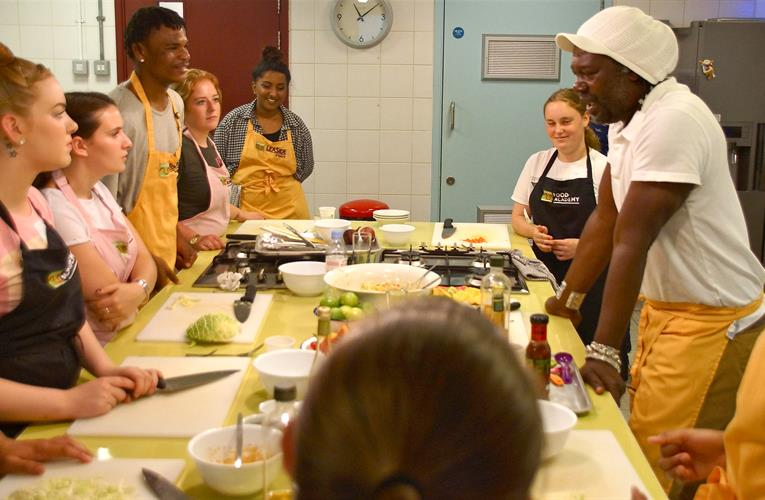 The Prince's Trust offers pool of young talent for fresh produce recruitment
