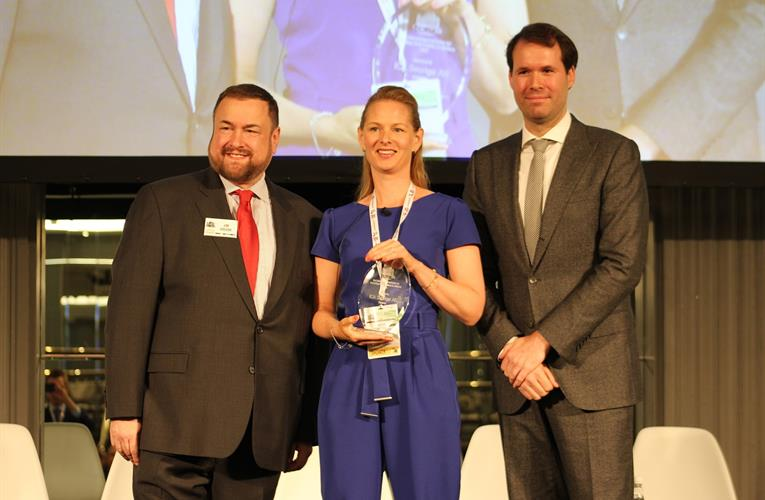 London Produce Show: ICA scoops international award for marketing produce to kids